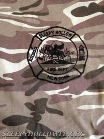 Front Brown Camo Tee Shirt. $15.00 Each - Size  2x and up $17.00